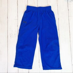 Under Armour fleece sweatpants // kids